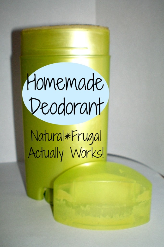 Homemade Deodorant – Phase Ten