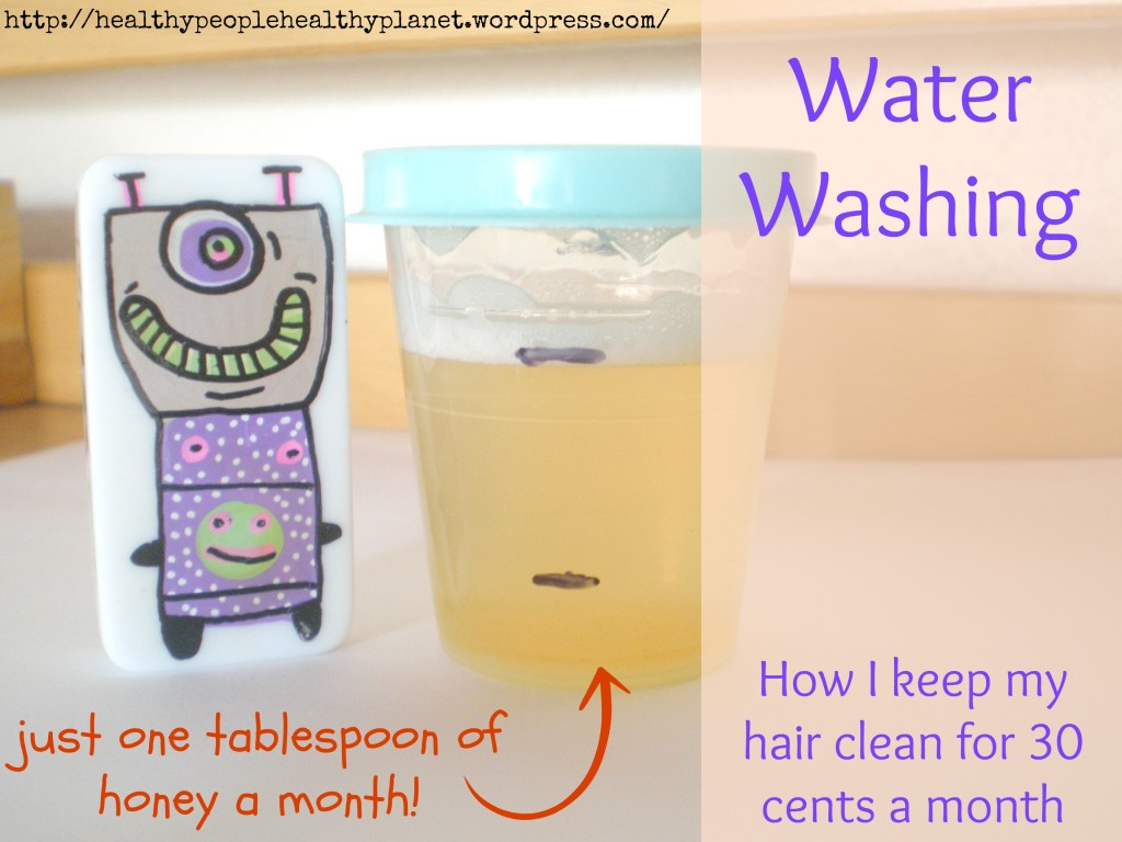 Water Washing – The Cheapest Way to Healthy Hair