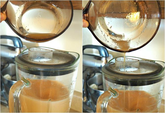 GAPS Milkshake Recipe
