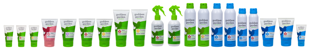 Safe Sunscreen That Actually Works! | Goddess Garden Review