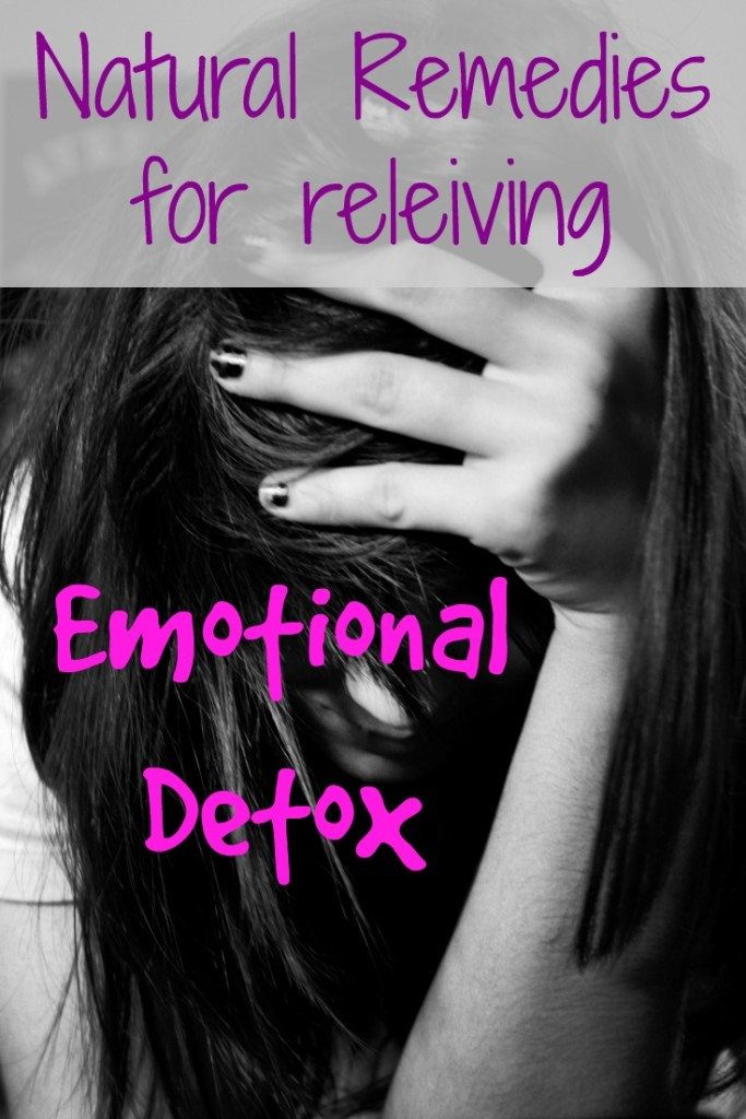 Manage Emotional Detox with Essential Oils