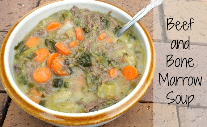 Bone Marrow Soup (AIP, GAPS Intro)