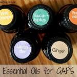 Essential Oils for GAPS