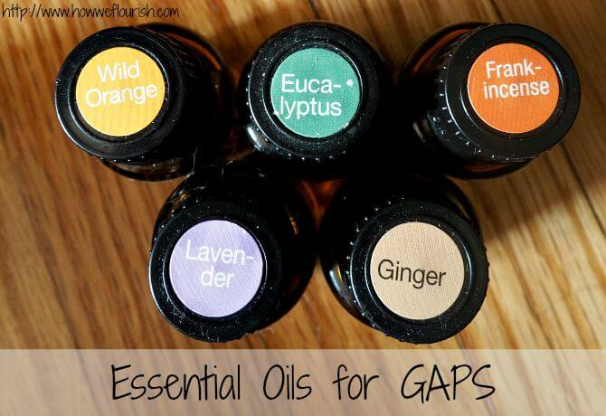 Essential Oils for GAPS