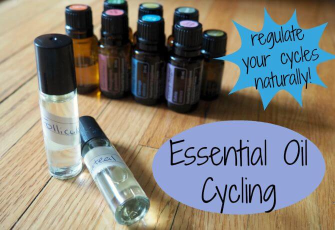 Essential Oil Cycling