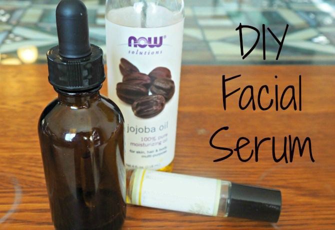 Essential Oils for Skin Care (and DIY Facial Serum)