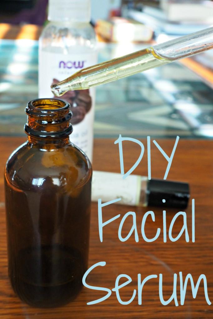Essential Oils For Skin Care (and DIY Facial Serum)