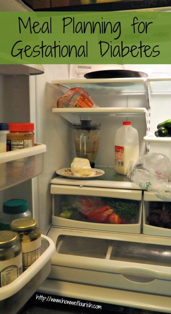 Gestational Diabetes Meal Plan